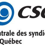 Logo for Centrale syndicate du Québec (CSQ)